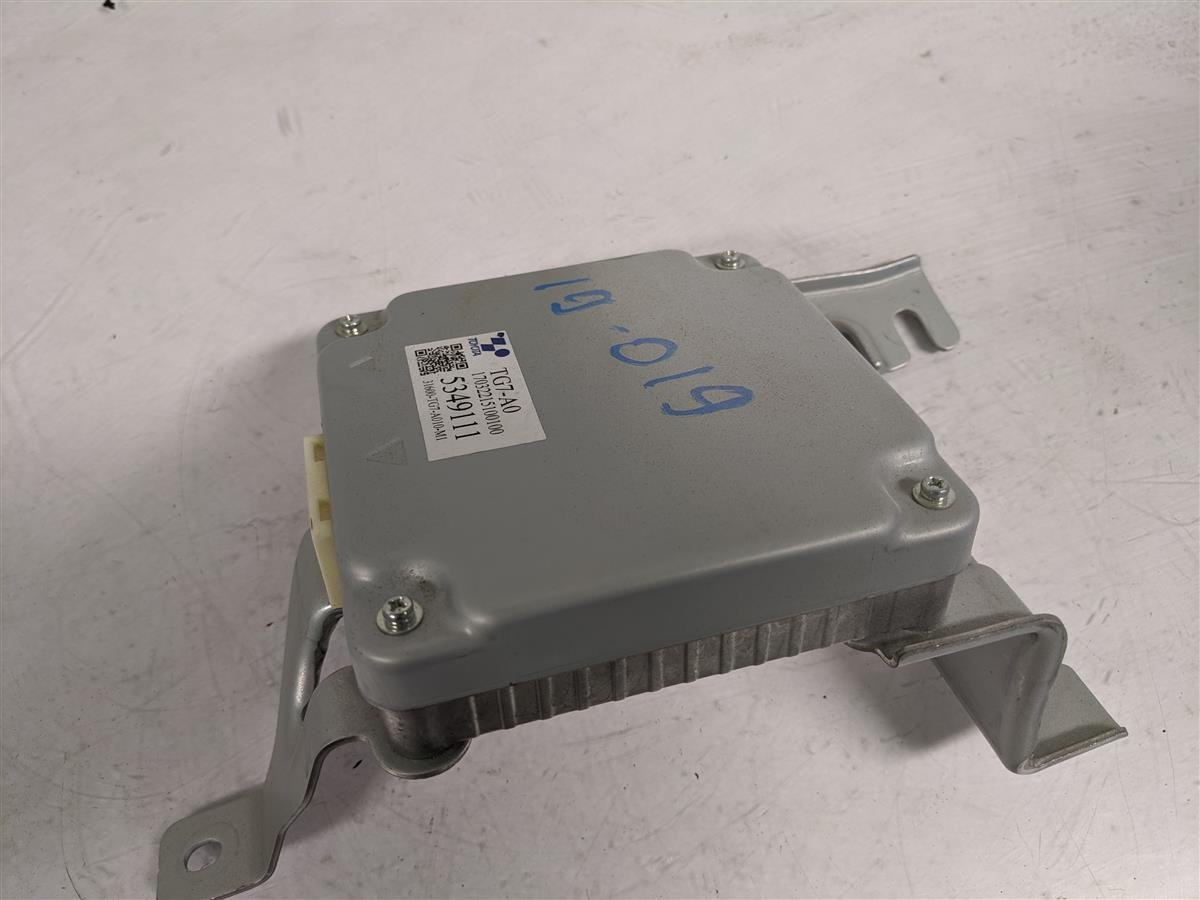 2018 Honda Odyssey Voltage Supply Unit Replacement