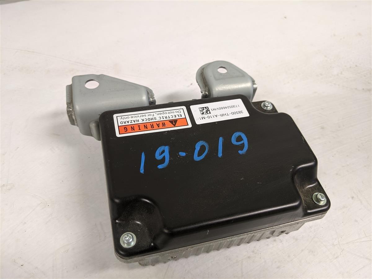 2018 Honda Odyssey Ac Inverter Unit Replacement
