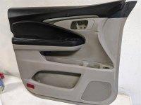 $100 Honda FR/L DOOR PANEL GRAY 83551-TG7-A02ZC
