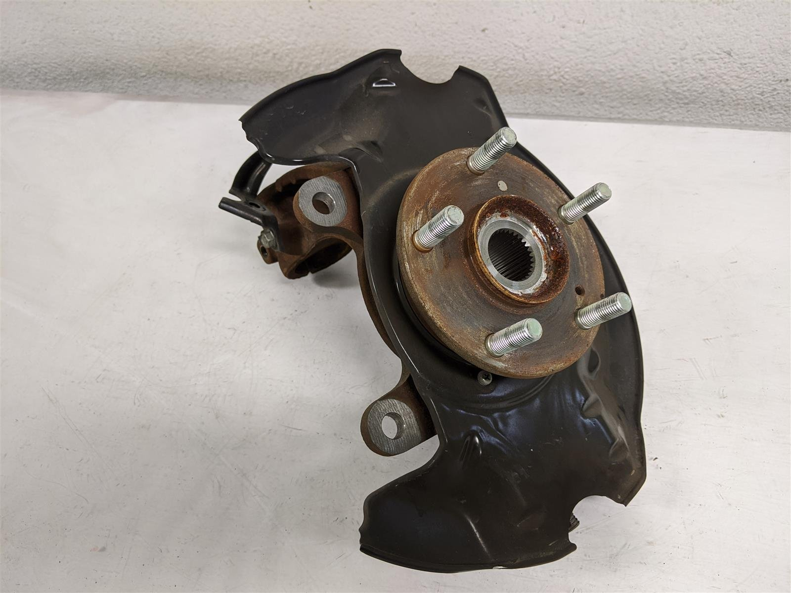 Sold 2015 Acura TLX 2wd Front Driver Spindle Knuckle Replacement