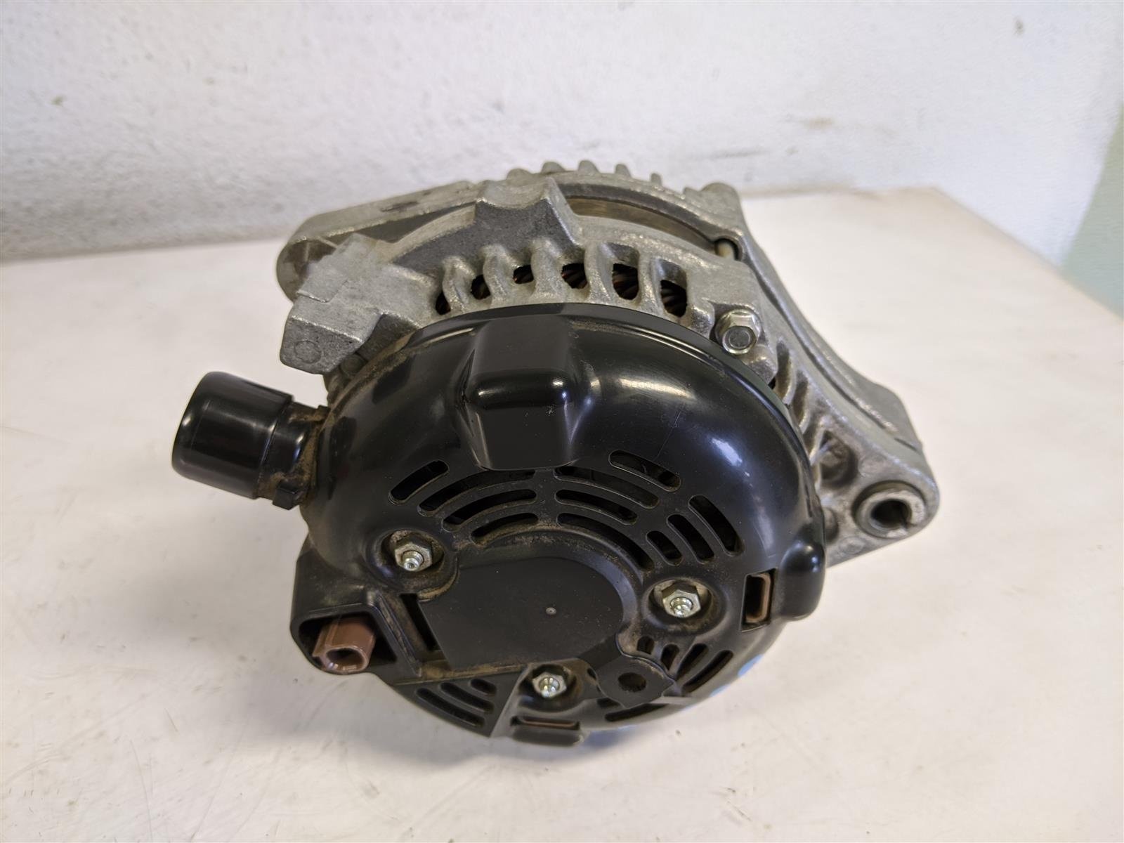 2015 Acura TLX 3.5l Alternator Replacement