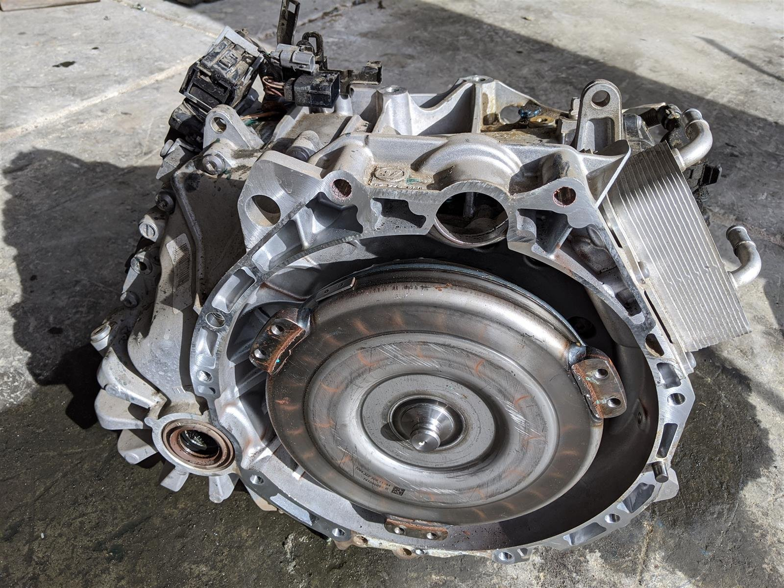 Sold 2015 Acura TLX 3.5l 2wd Automatic Transmission Replacement
