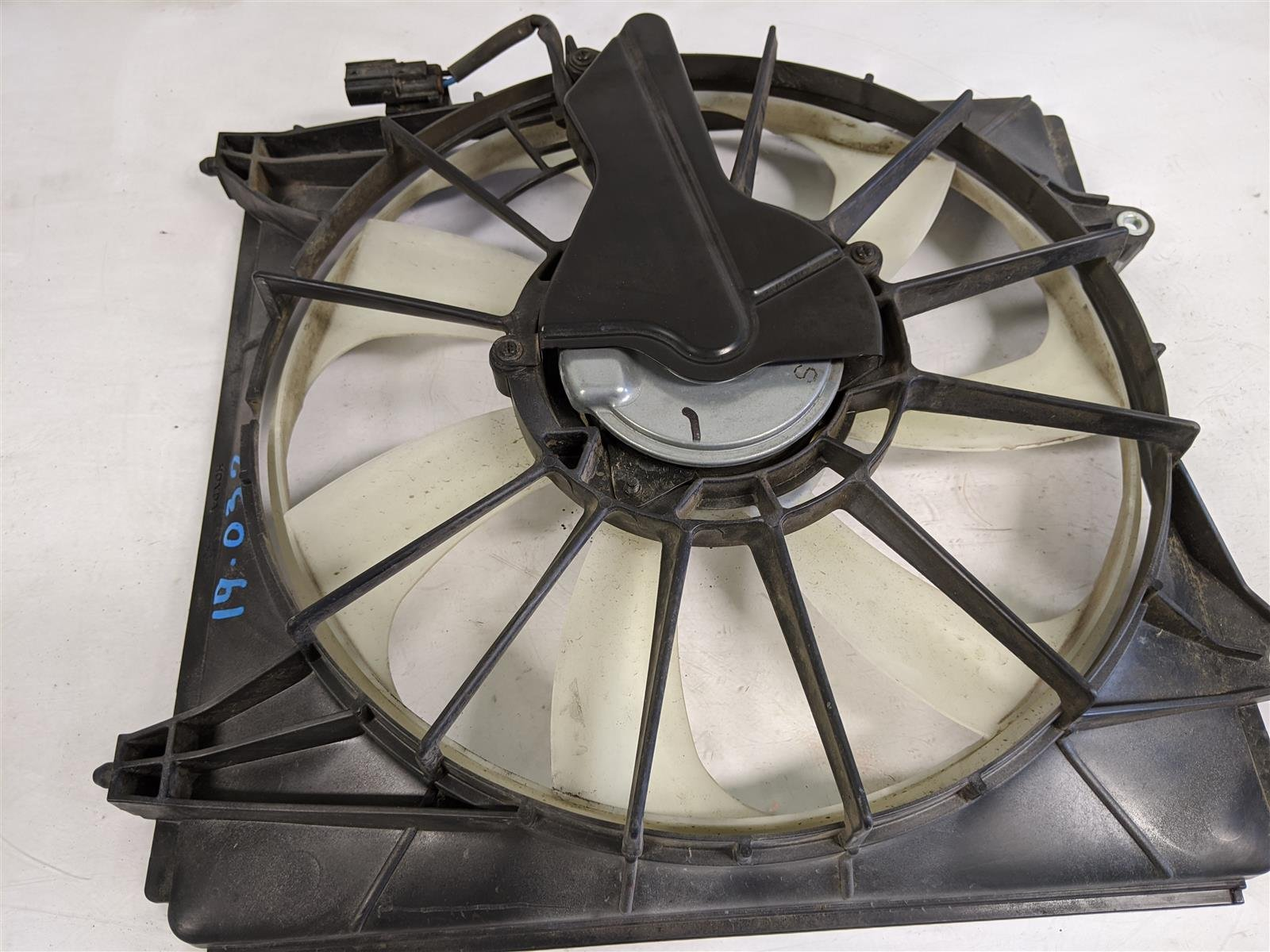 2015 Acura TLX 3.5l Passenger Ac Condenser Fan Assembly Replacement