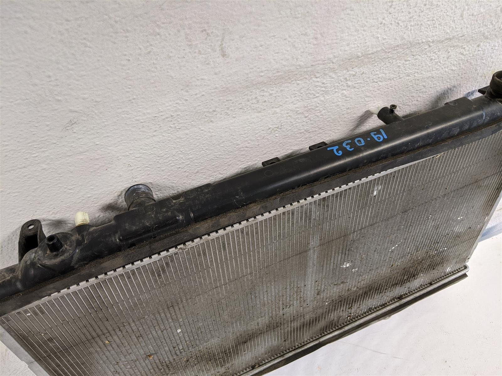 2015 Acura TLX 3.5l Radiator Replacement