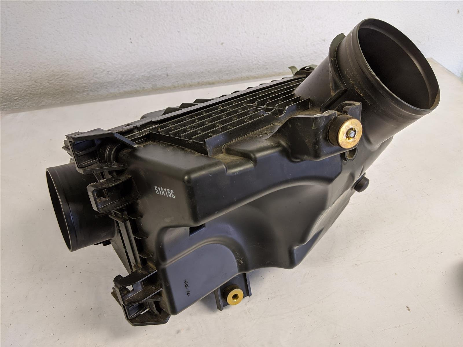 2015 Acura TLX 3.5l Air Cleaner Assembly Replacement