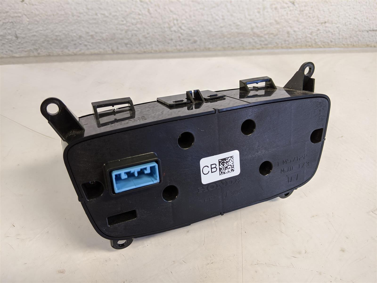 2015 Acura TLX Radio Controller Replacement