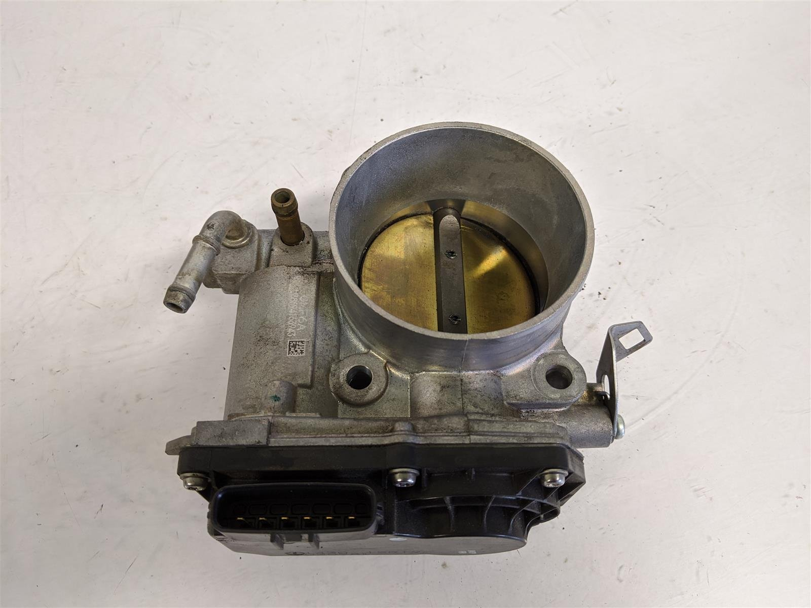 2015 Acura TLX 3.5l Throttle Body Replacement