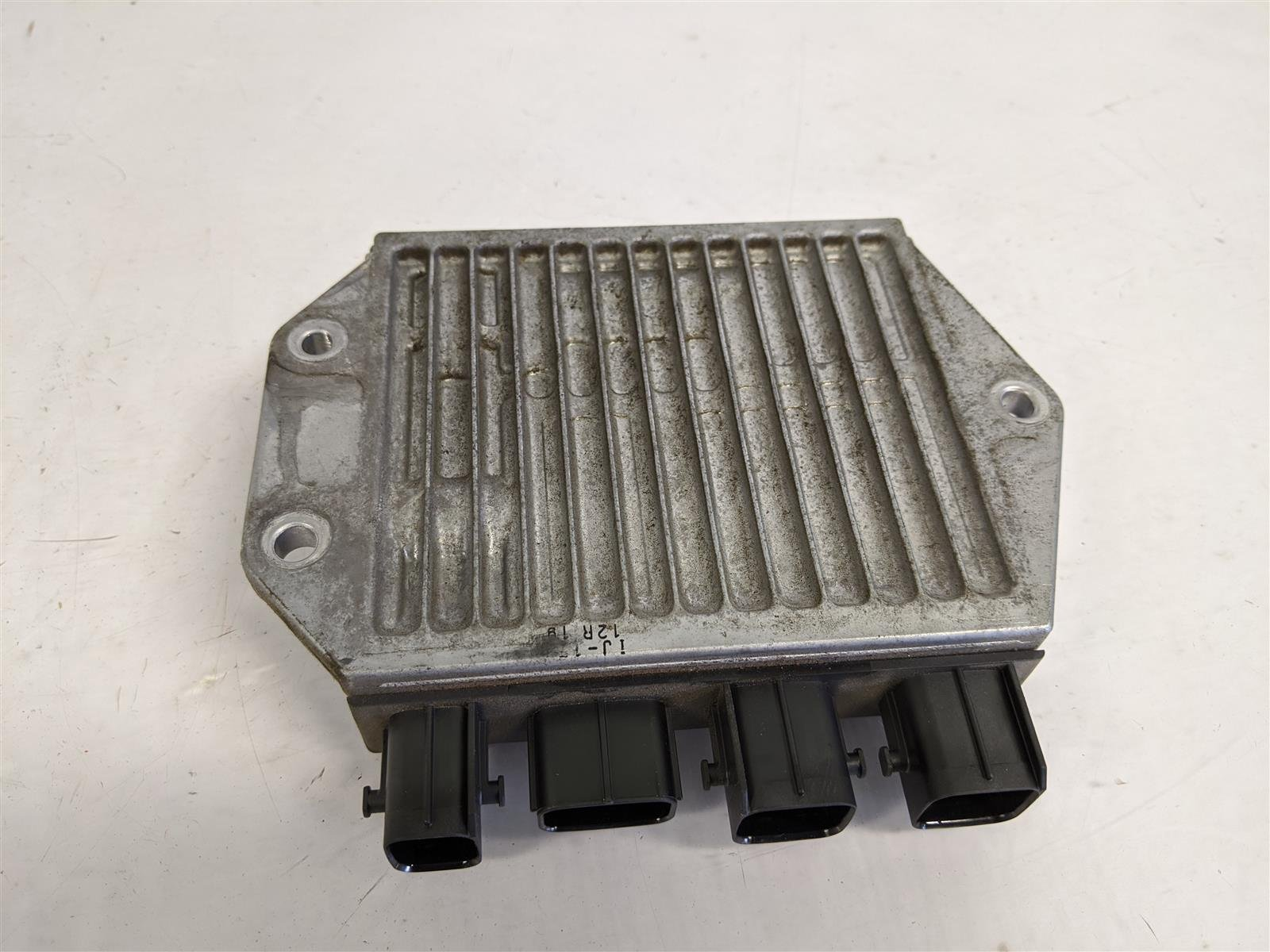 2015 Acura TLX Injector Control Unit Replacement
