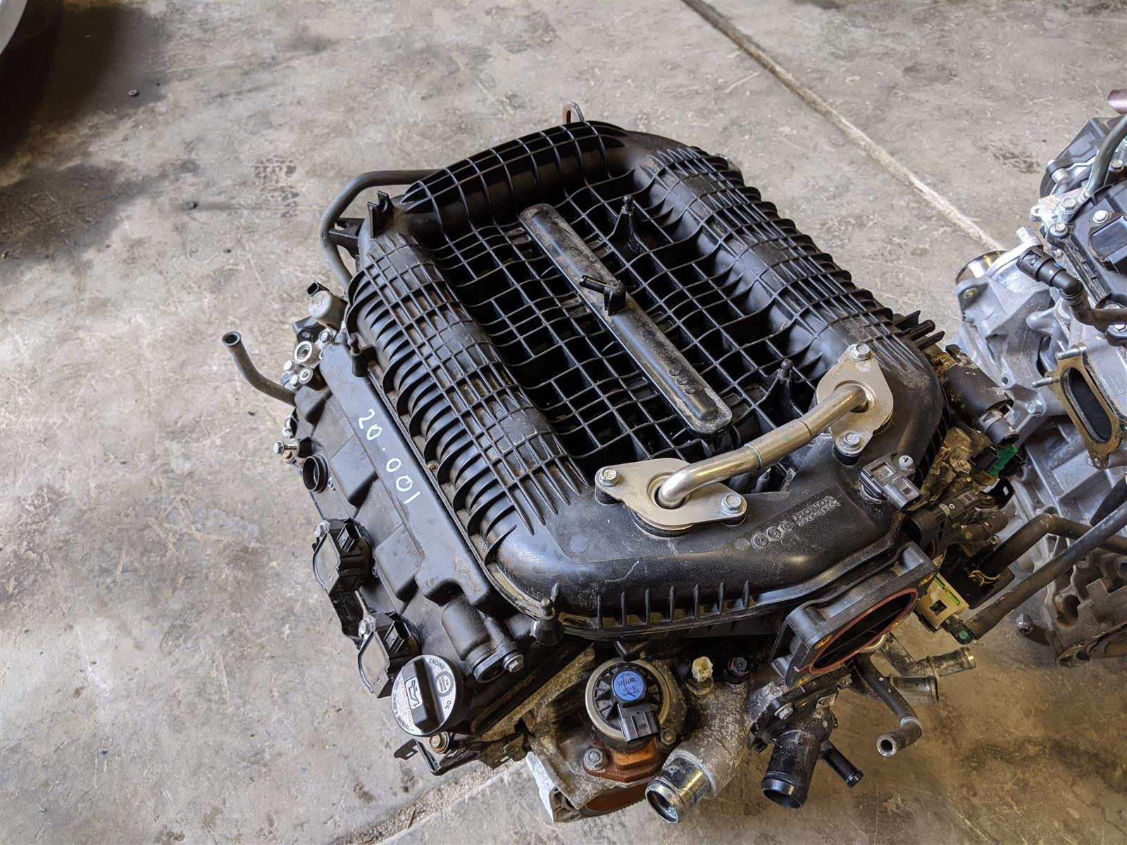2018 Honda Odyssey Engine Longblock 51,000 Miles 9speed Replacement