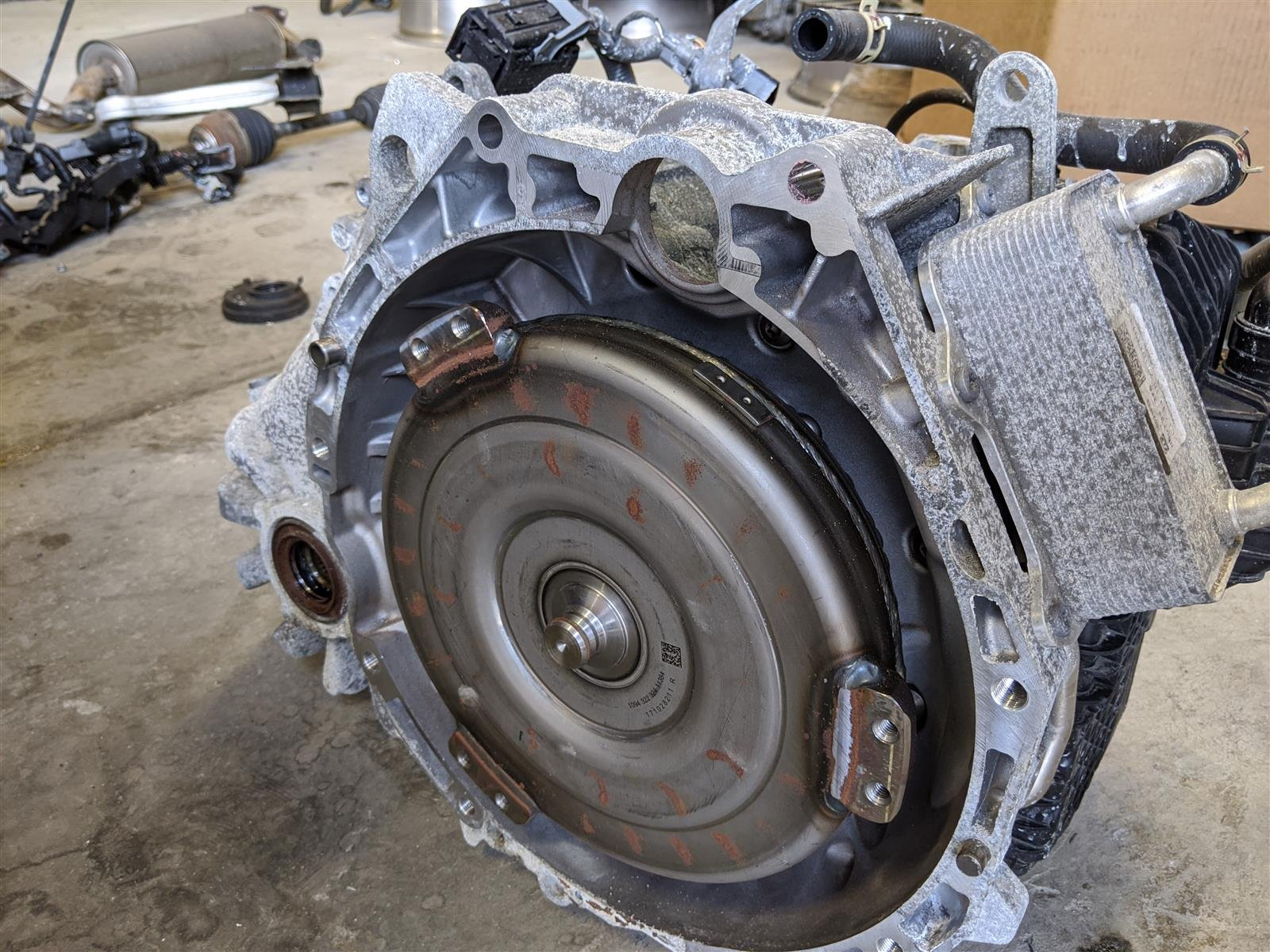 2018 Honda Odyssey Transmission 51,000 Miles 9 Speed Replacement