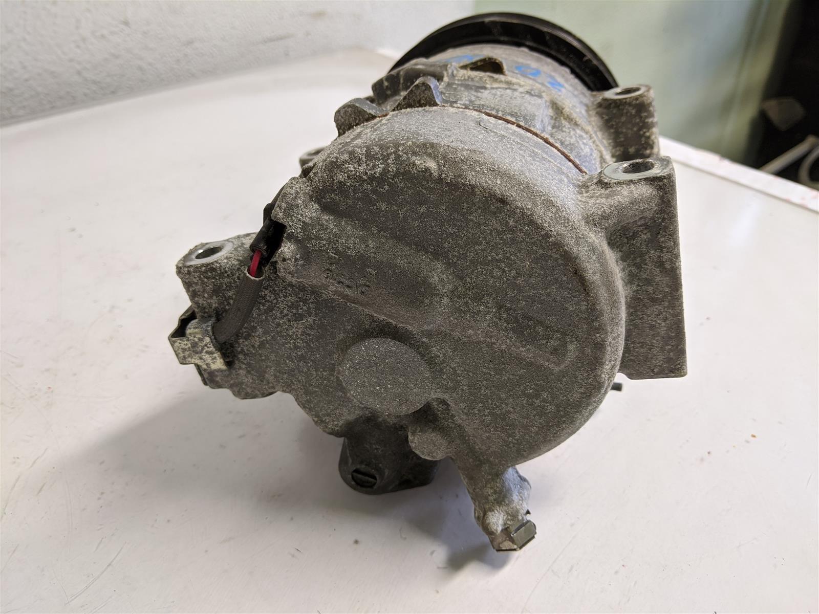 2018 Honda Odyssey Ac Compressor Replacement