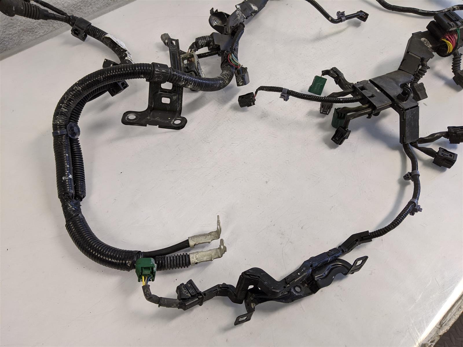 2018 Honda Odyssey Engine Wire Harness Replacement