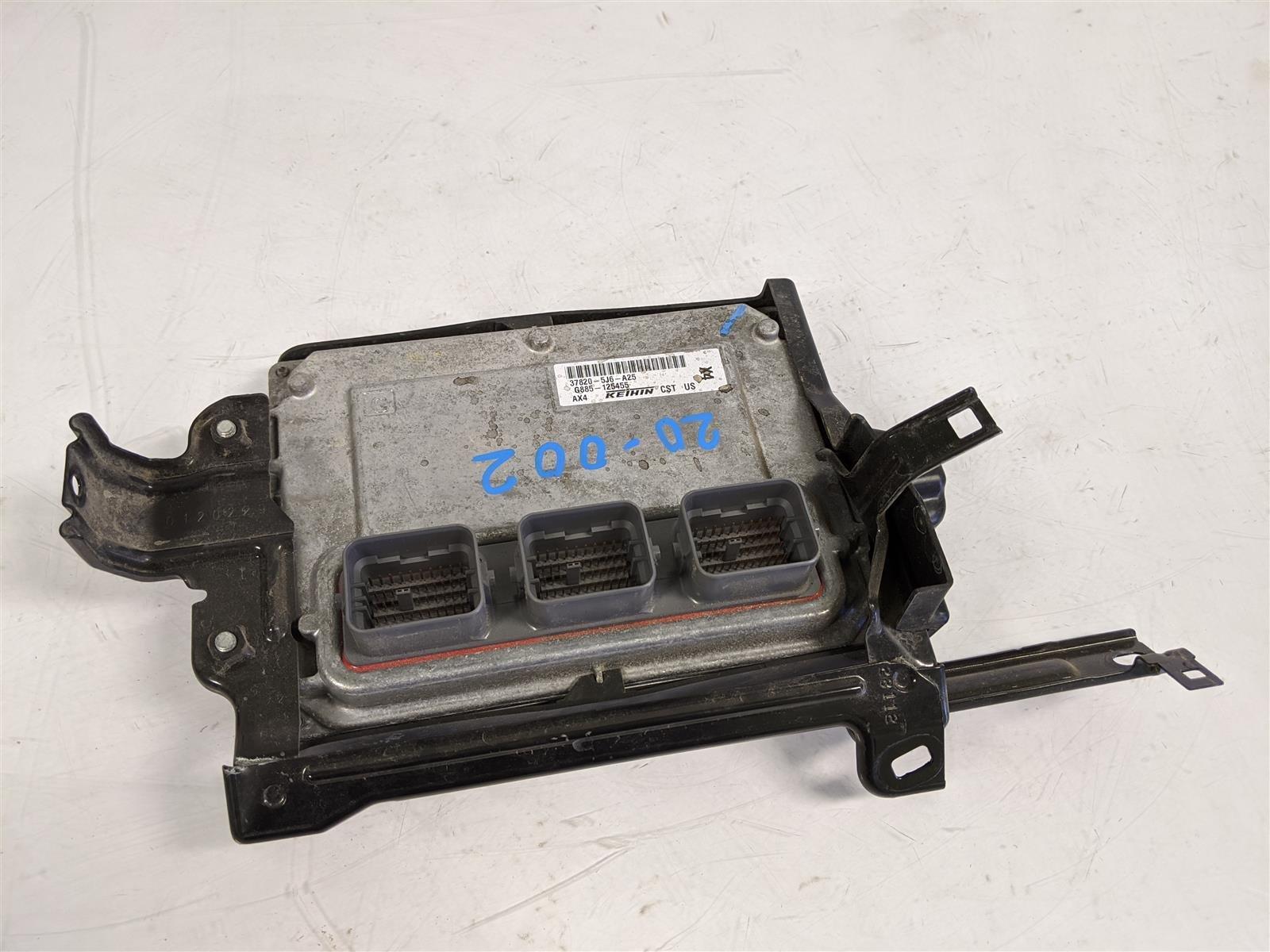 2016 Acura MDX Tech Awd Ecu Control Unit Replacement