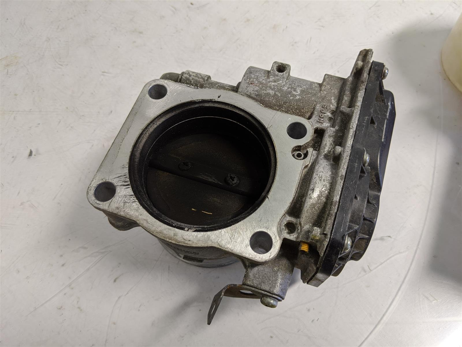 2016 Acura MDX Throttle Body Replacement