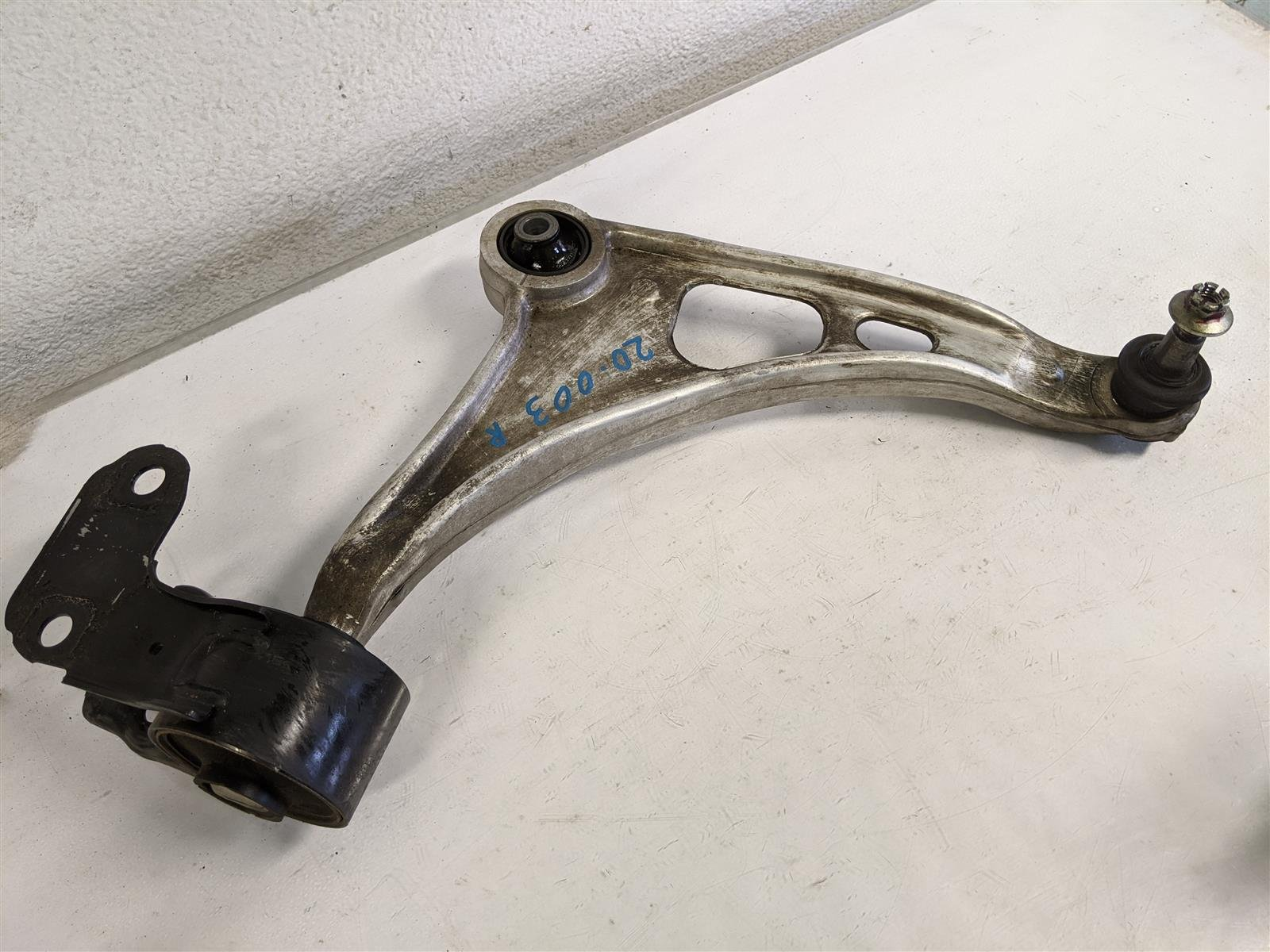 Sold 2016 Honda Pilot Front Passenger Lower Control Arm Replacement