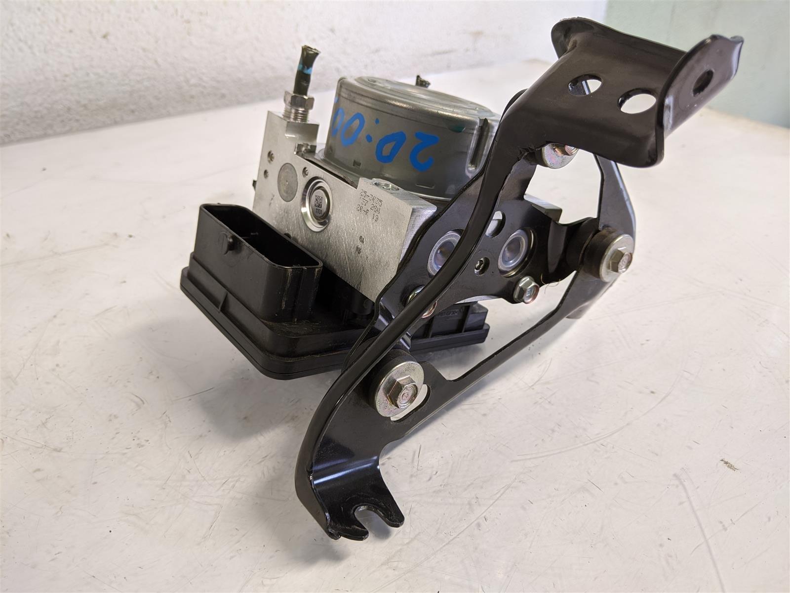 2016 Honda Pilot 2wd Abs Vsa Pump Replacement