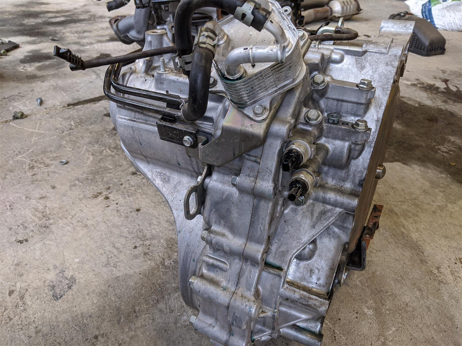 2016 Honda Pilot 2wd 6 Speed Transmission Replacement