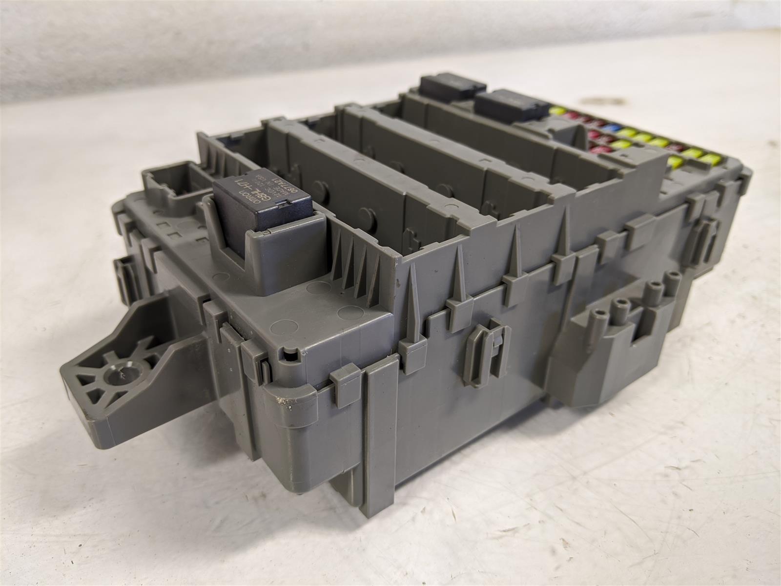 2018 Honda Pilot Dash Fuse Box Touring Replacement