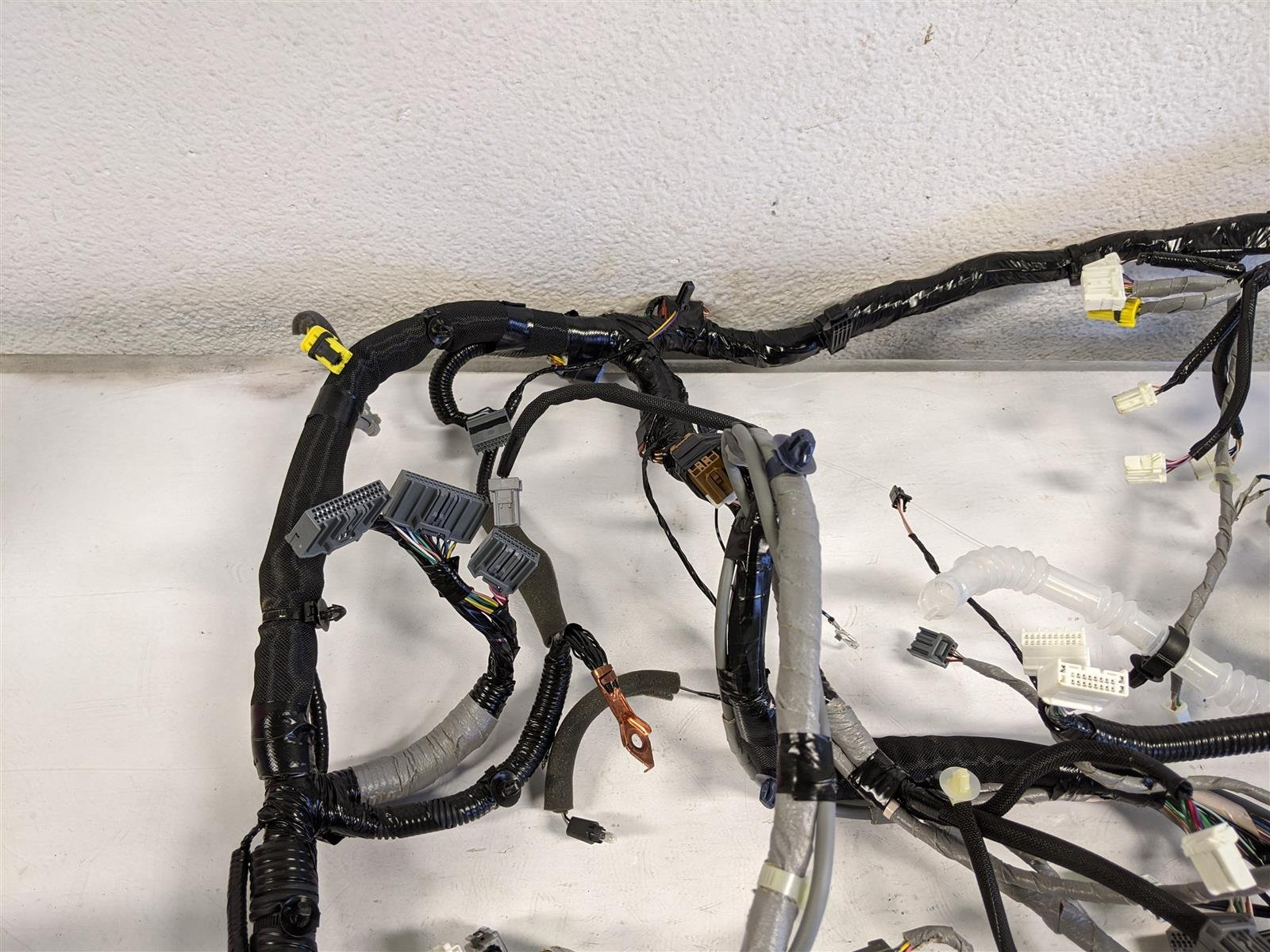2017 Honda Ridgeline Dash Wire Harness Replacement