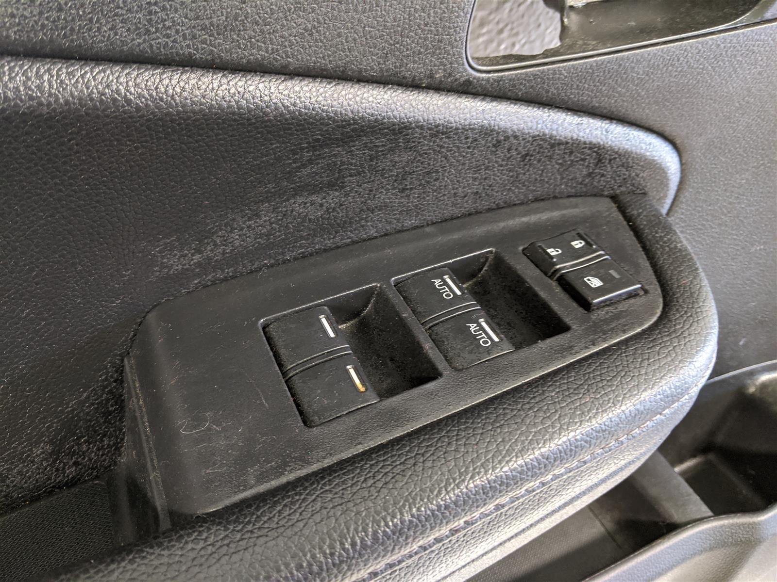 2017 Honda Ridgeline Master Window Switch Replacement