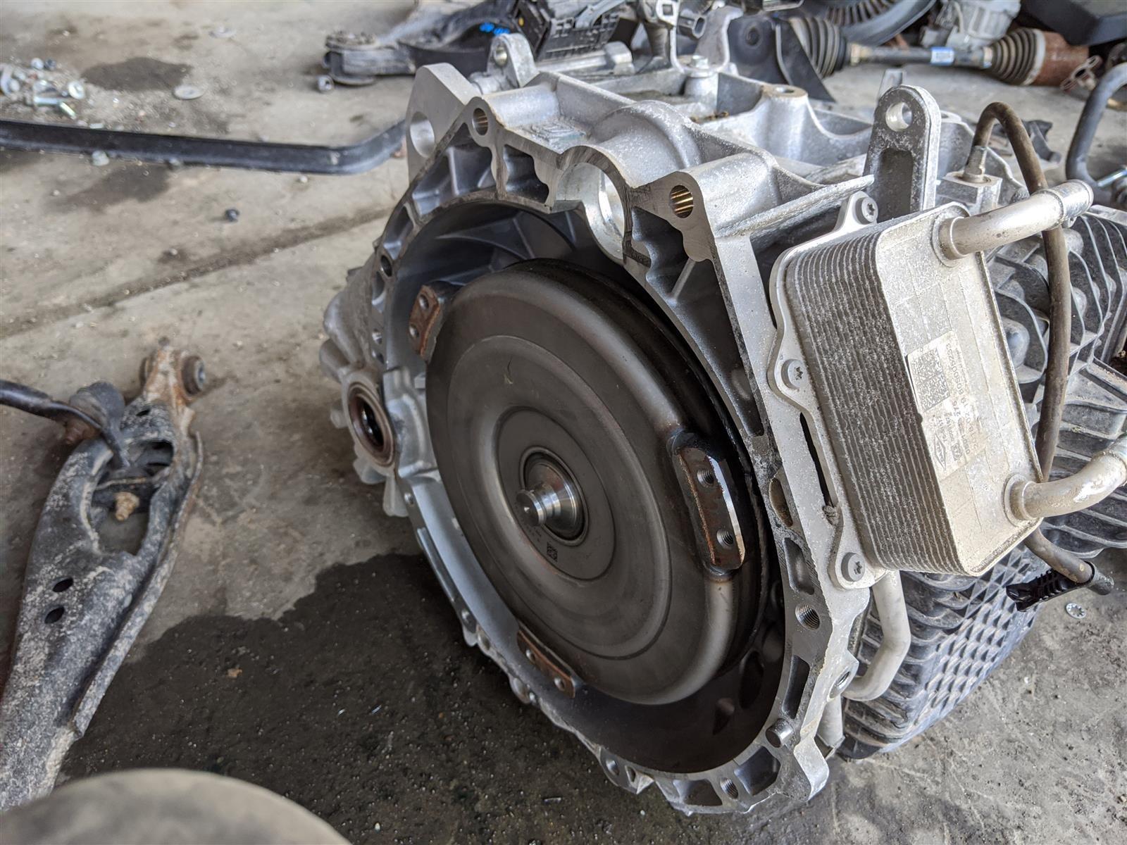 2018 Honda Odyssey Automatic Transmission 6mw Replacement