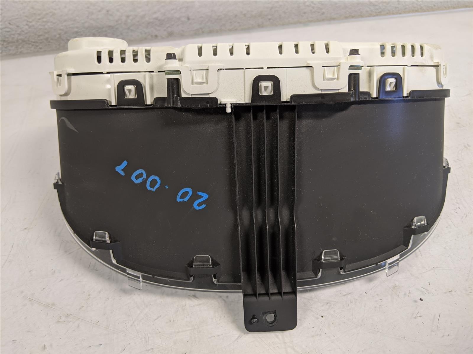2017 Honda Pilot Lx 2wd Speedometer Cluster Replacement