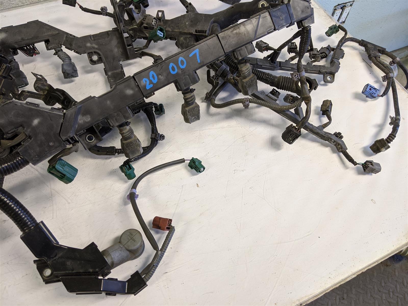 2017 Honda Pilot Engine Wire Harness Replacement