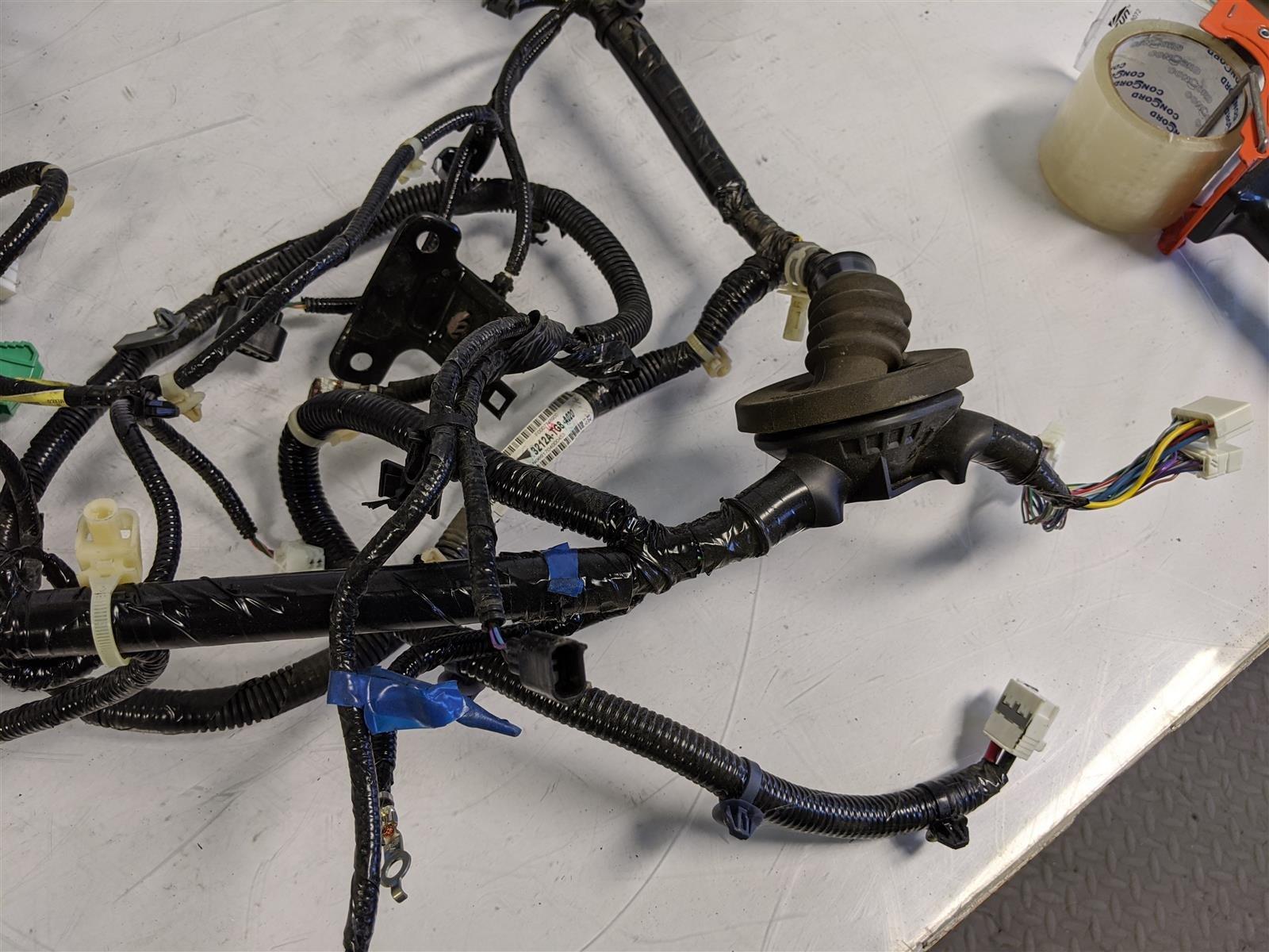 2017 Honda Pilot Driver Cabin Wire Harness Replacement