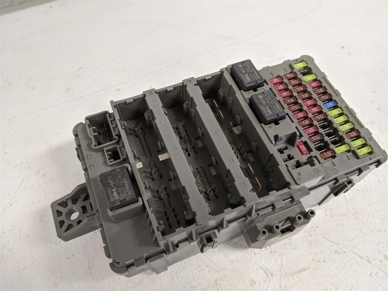 2017 Honda Pilot Dash Fuse Box Lx Replacement