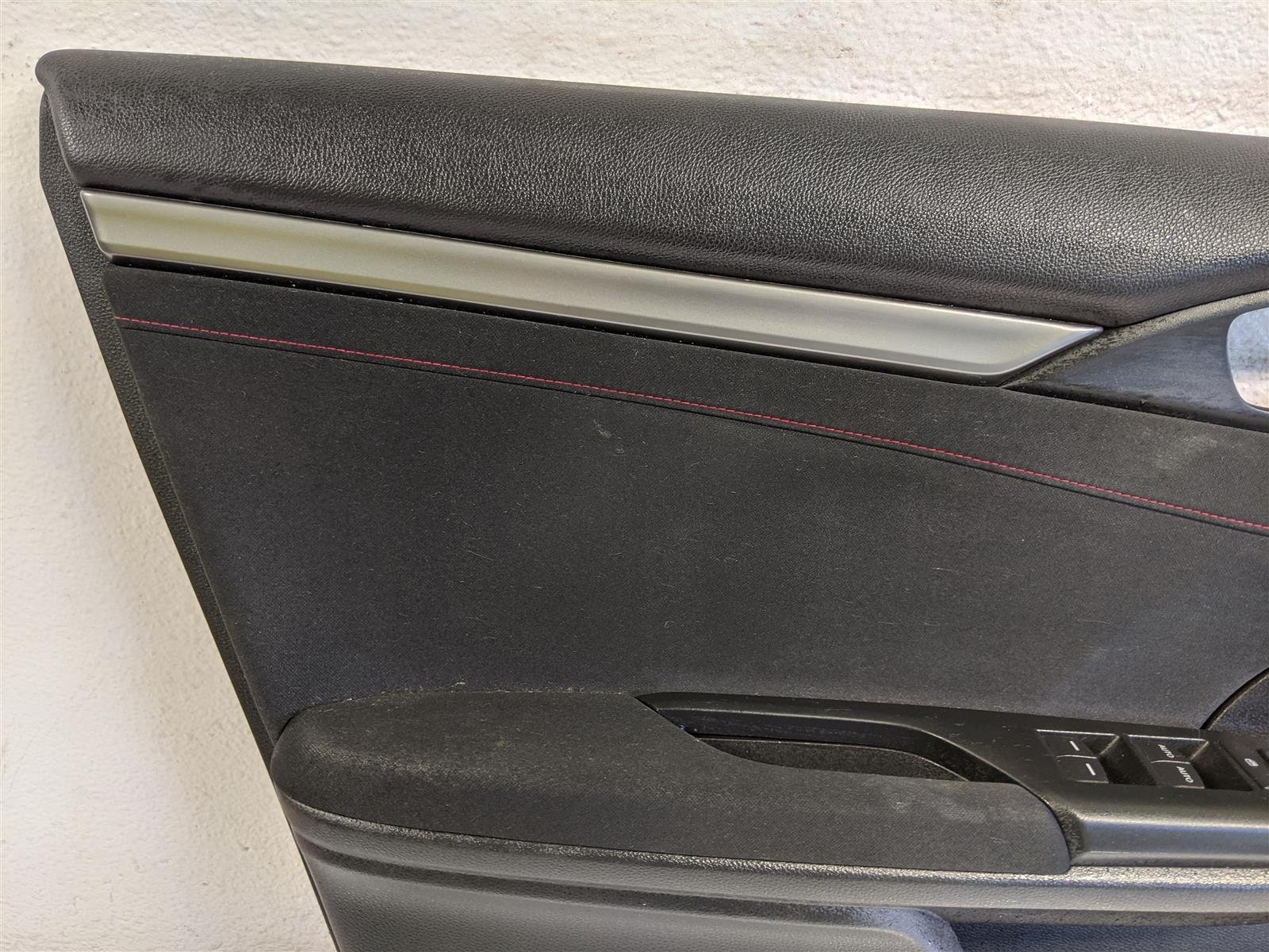 2018 Honda Civic Si Front Driver Door Panel Trim Replacement