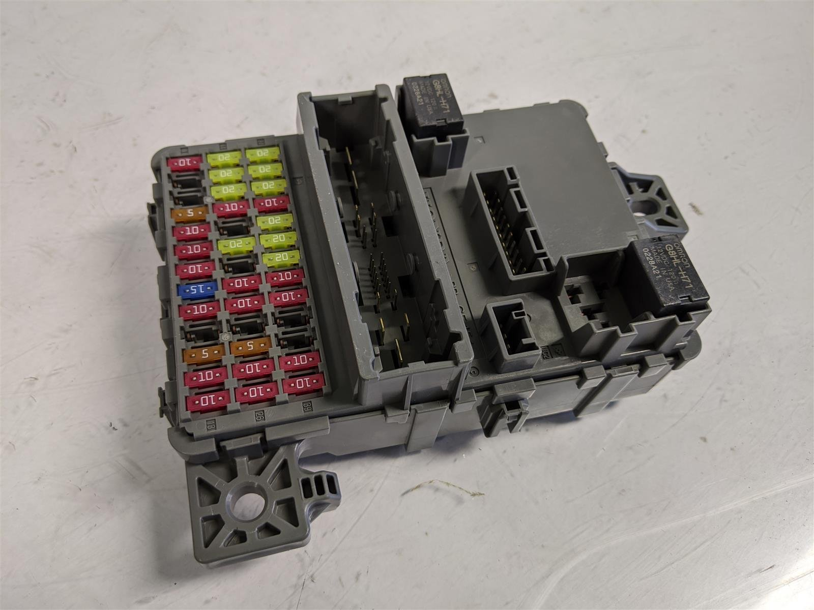 2018 Honda Civic Dash Fuse Box Replacement