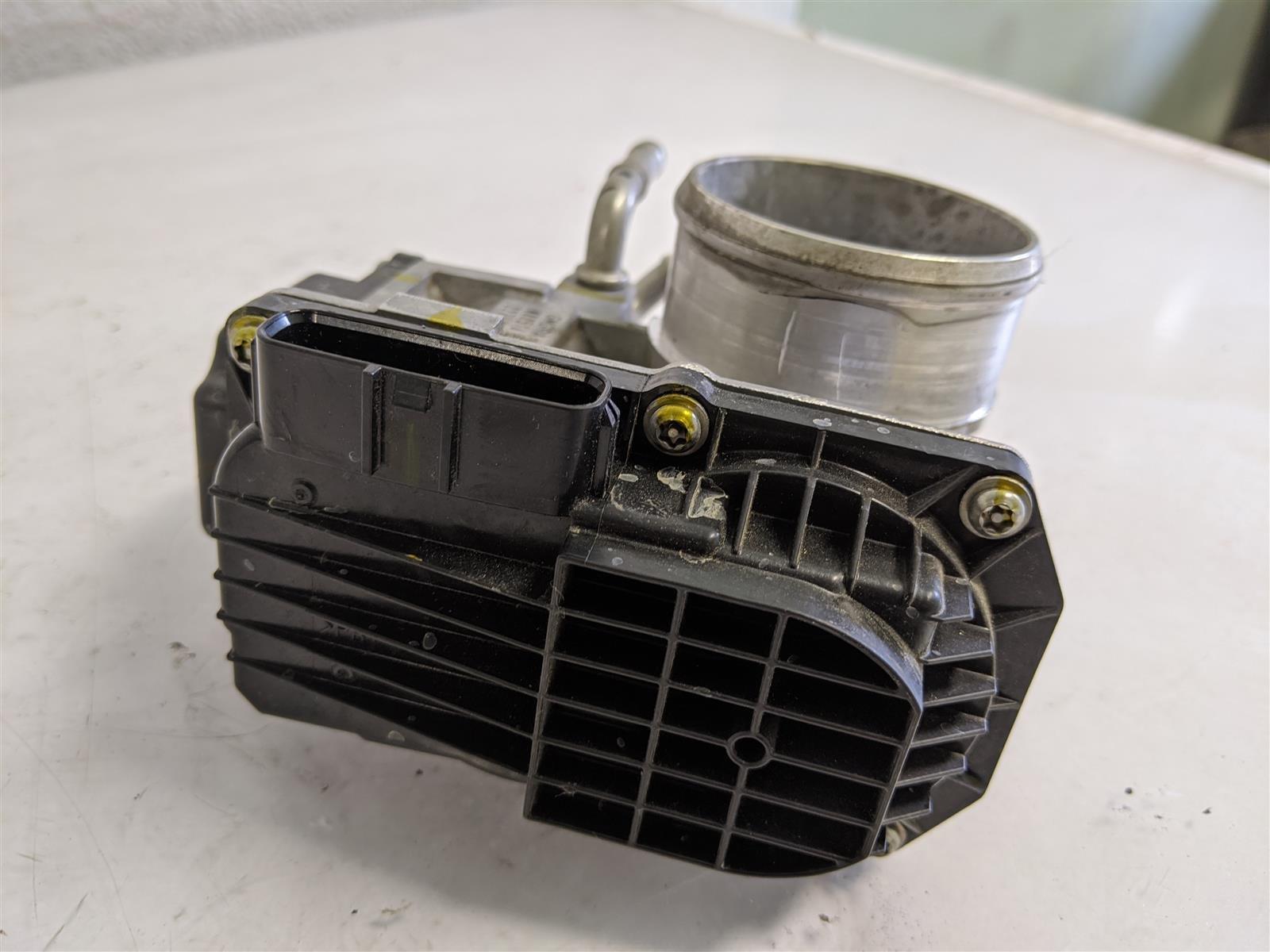 2018 Honda Civic 1.5l Throttle Body Replacement