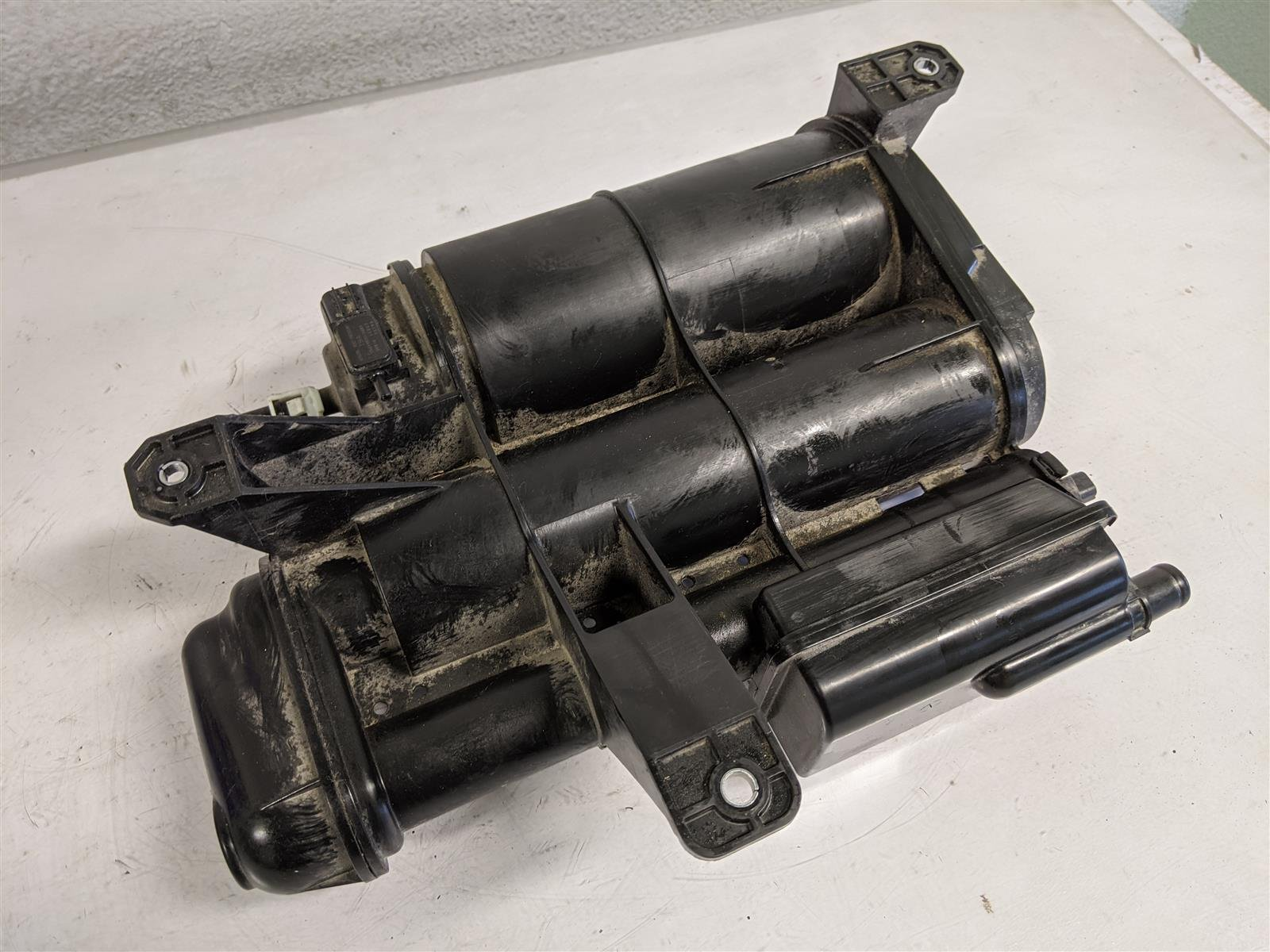 2018 Honda Civic Charcoal Canister Replacement