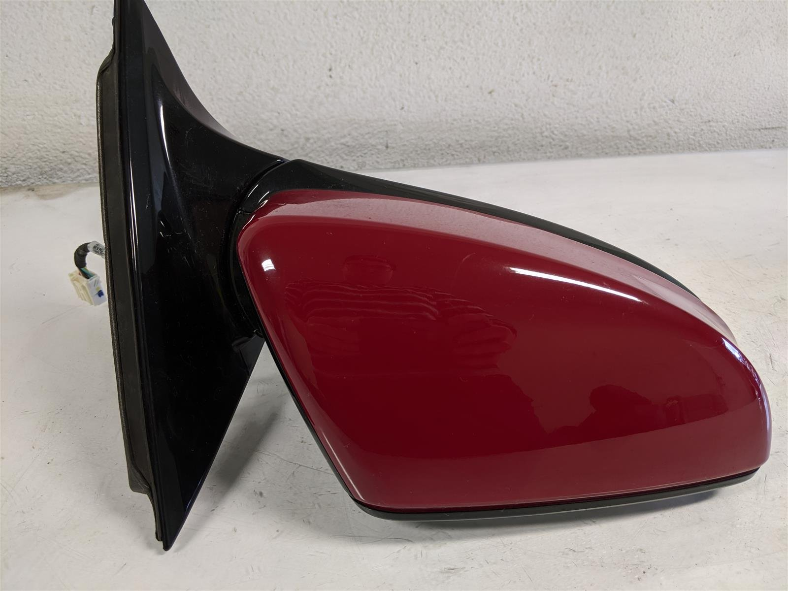 2017 Acura TLX Passenger Side View Mirror Red Replacement