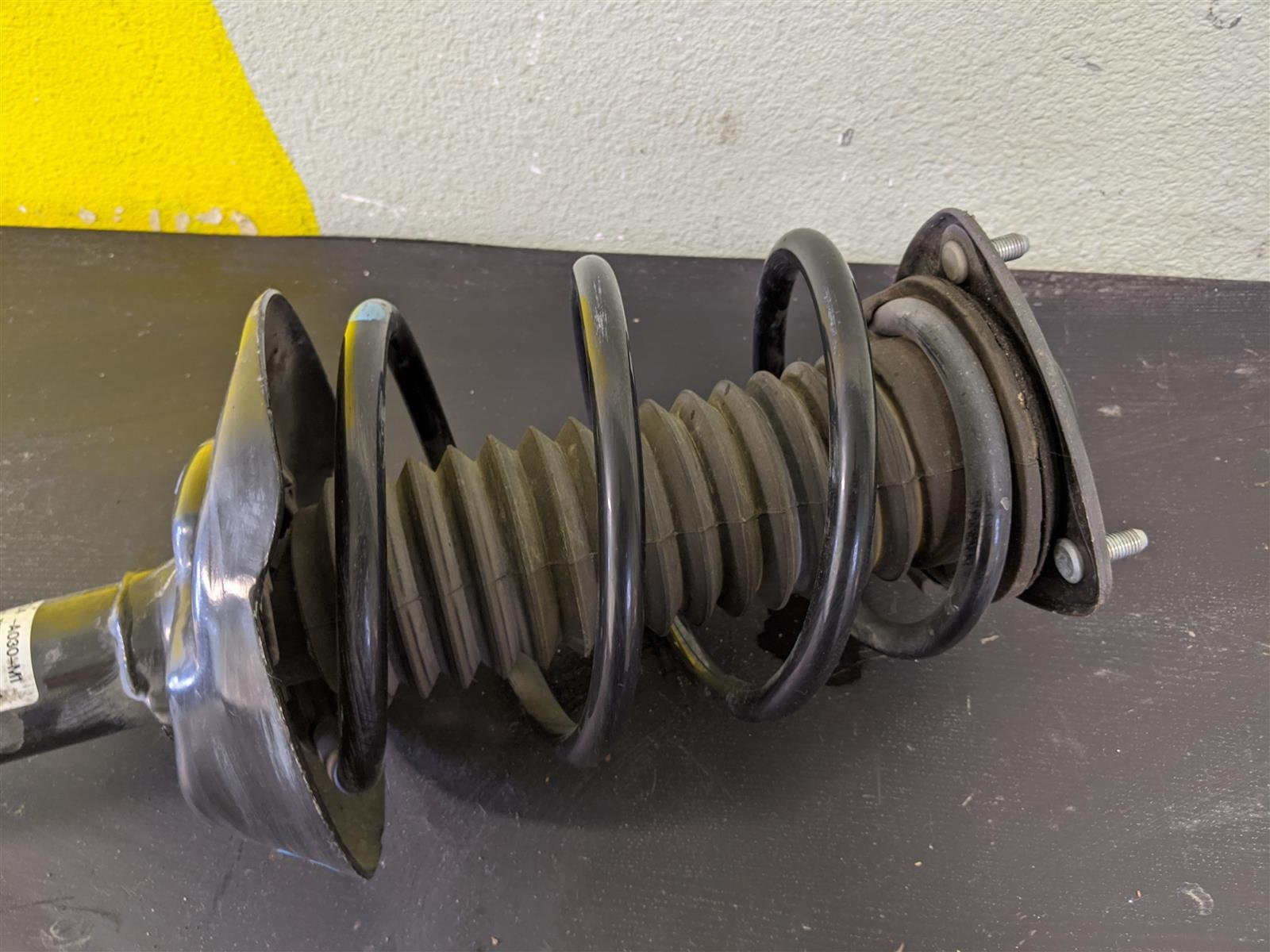2017 Acura TLX Front Passenger Strut And Spring Replacement