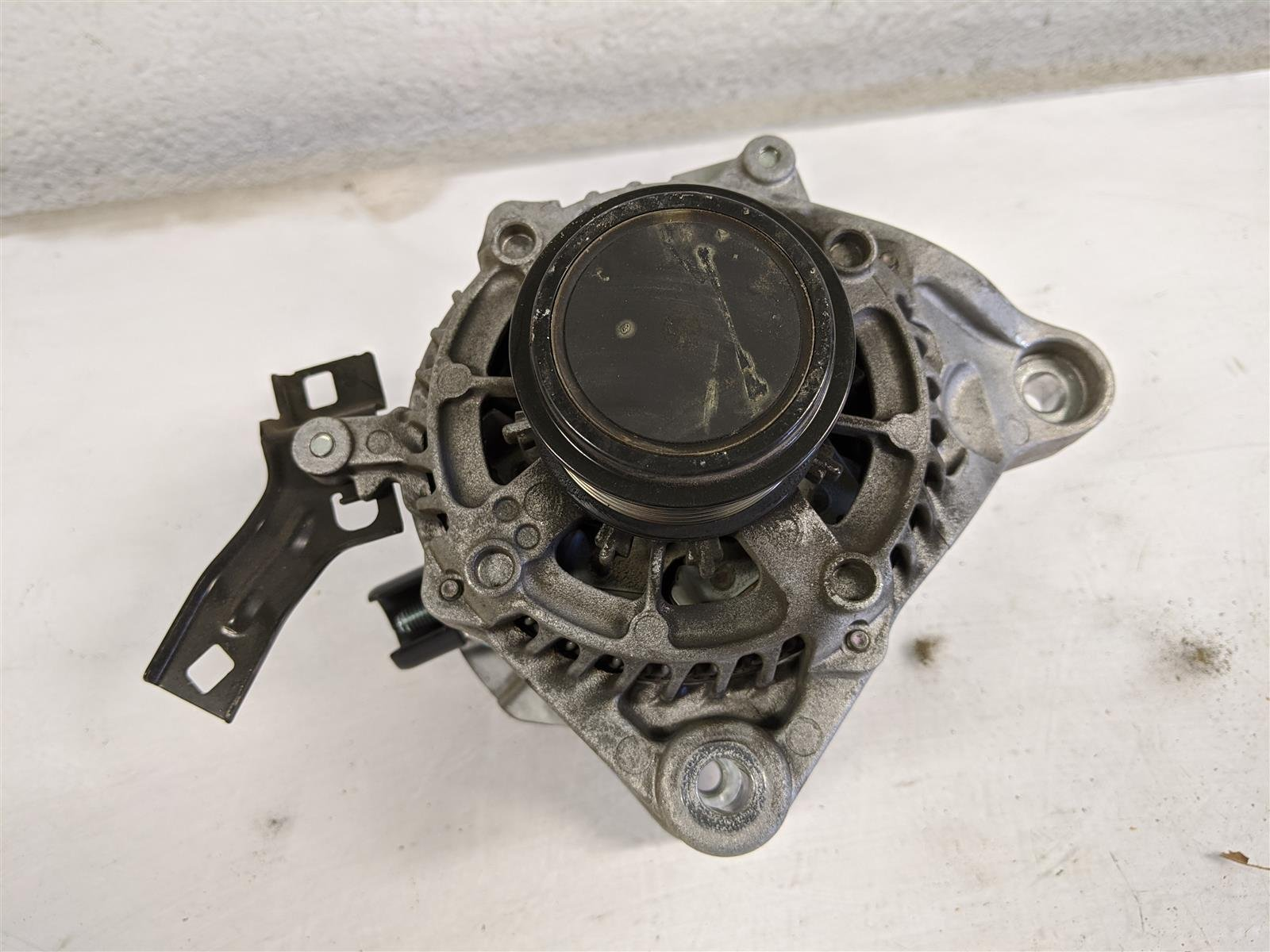 2017 Acura TLX 2.4l Alternator Replacement
