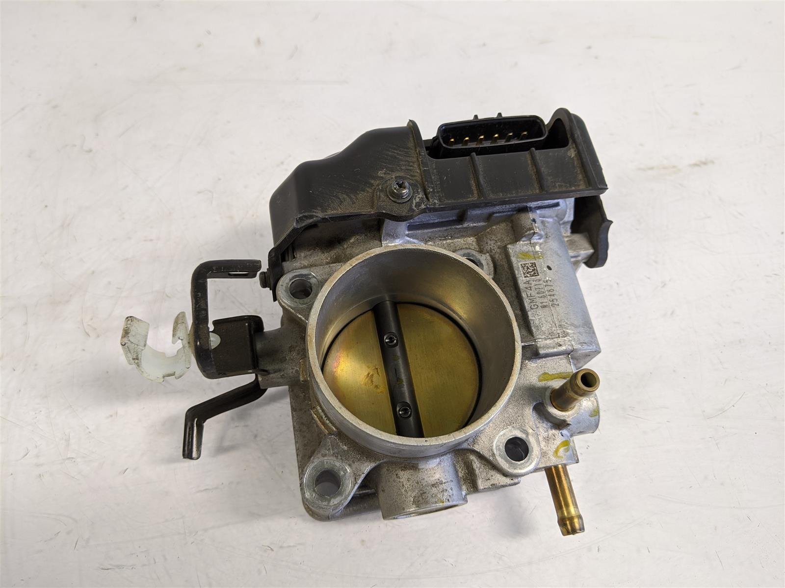 2017 Acura TLX 2.4l Throttle Body Replacement