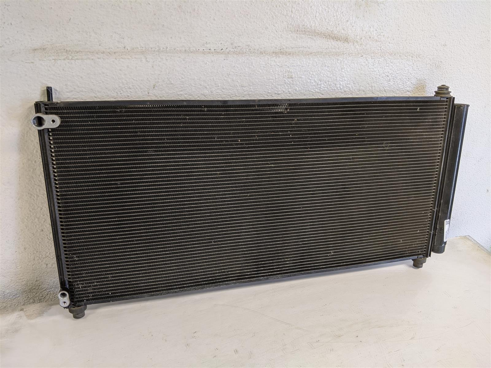 2017 Acura TLX Ac Condenser Replacement
