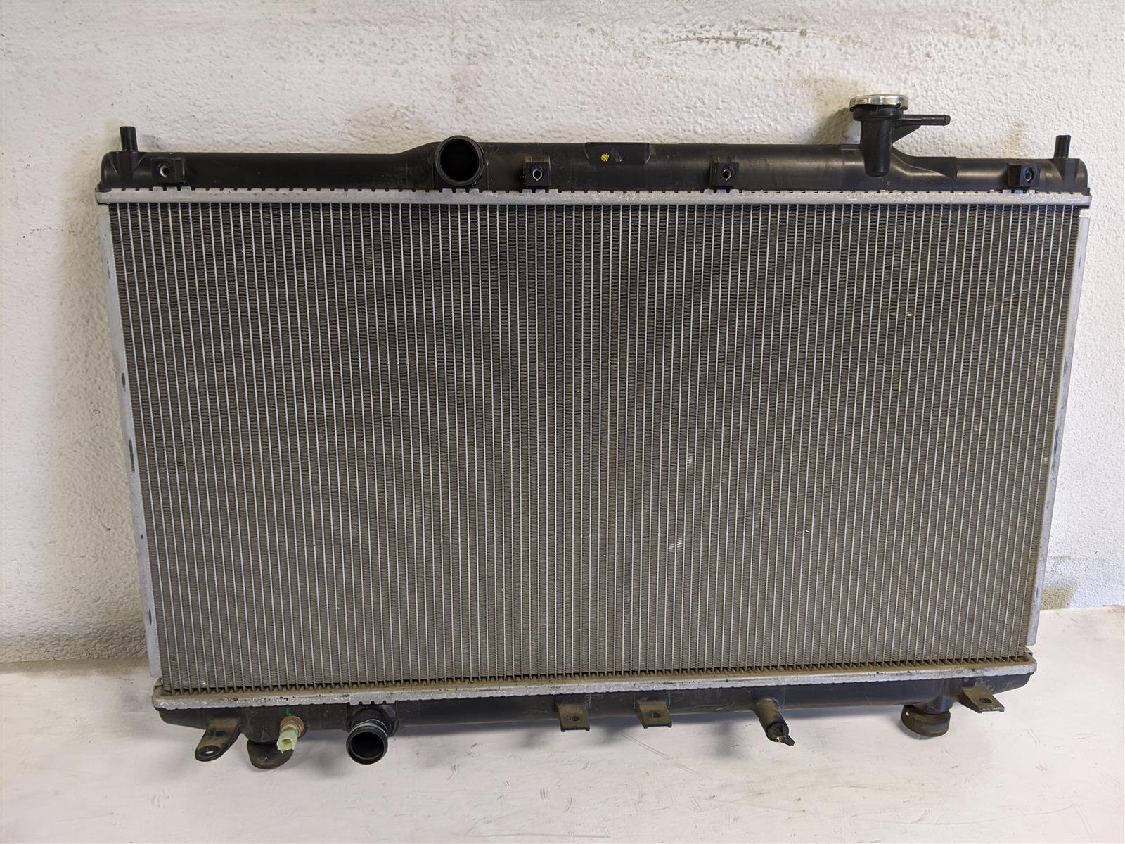 2017 Acura TLX 2.4l Radiator Replacement
