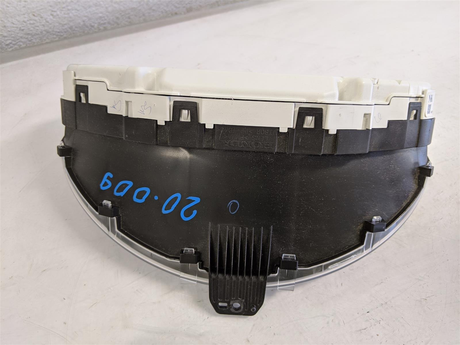 2017 Acura TLX 2.4l Base Speedometer Cluster Replacement