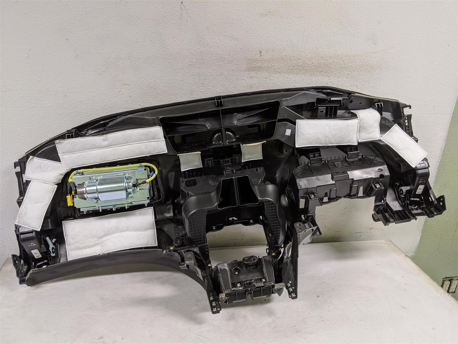 2017 Acura TLX Dashboard With Airbag Replacement