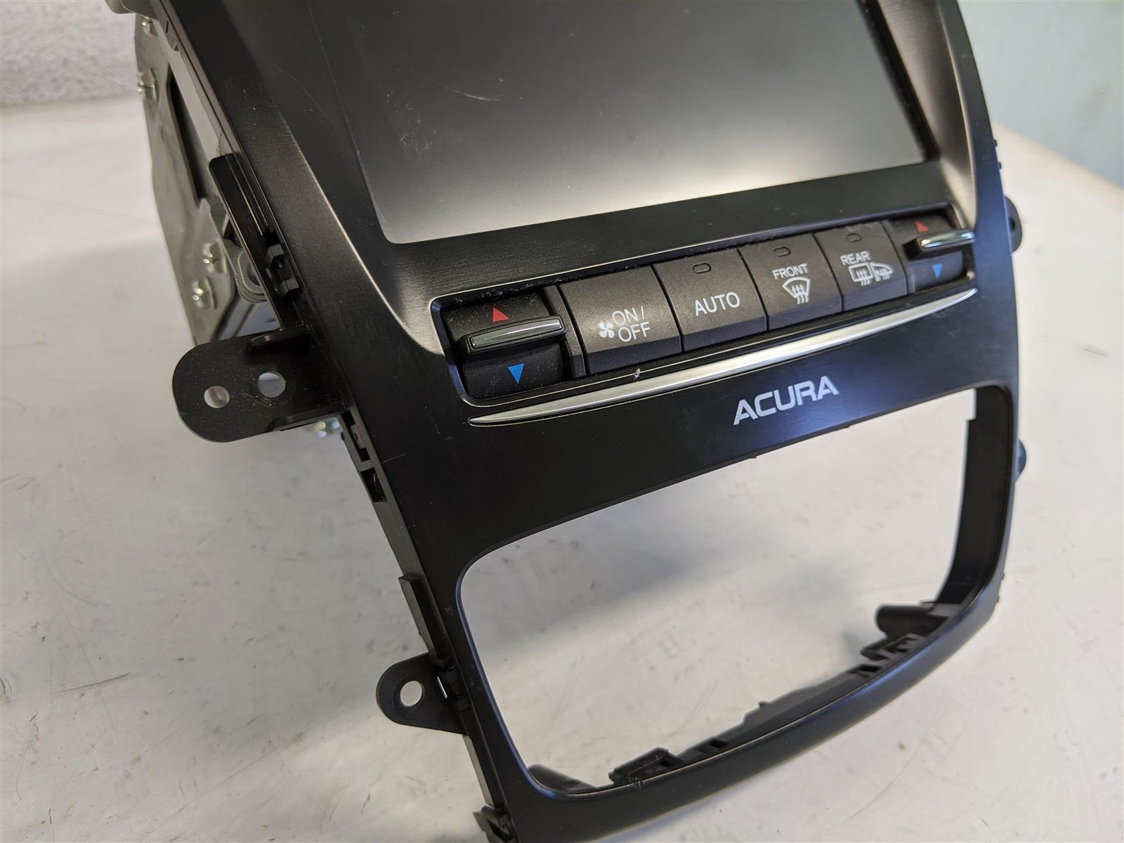 2017 Acura TLX Radio Display Screen Receiver Assy Replacement