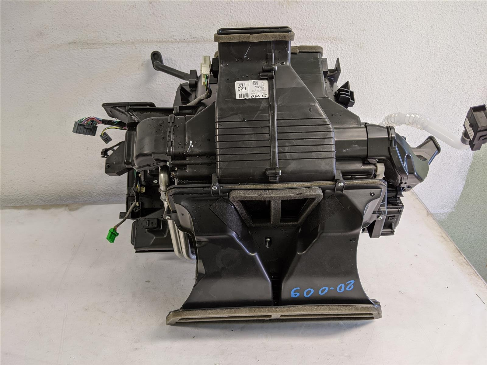 2017 Acura TLX Heater Core Box Assembly Replacement
