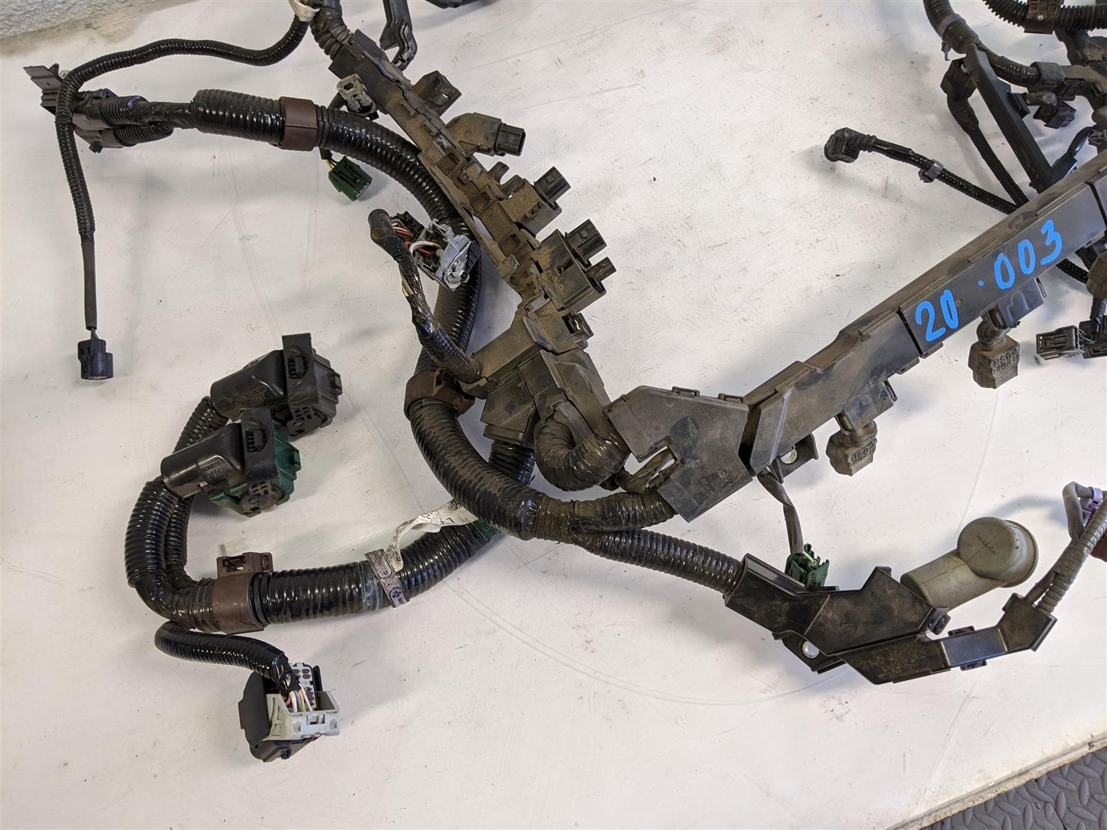 Sold 2016 Honda Pilot Engine Wire Harness Replacement