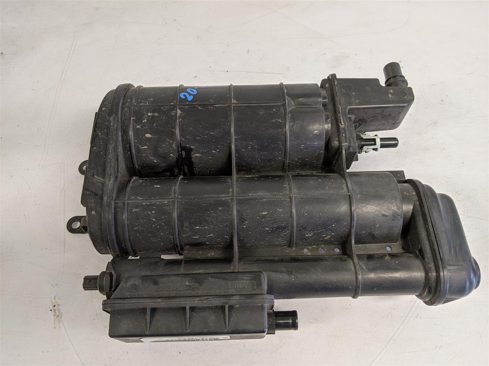 2016 Honda Pilot Charcoal Canister Replacement