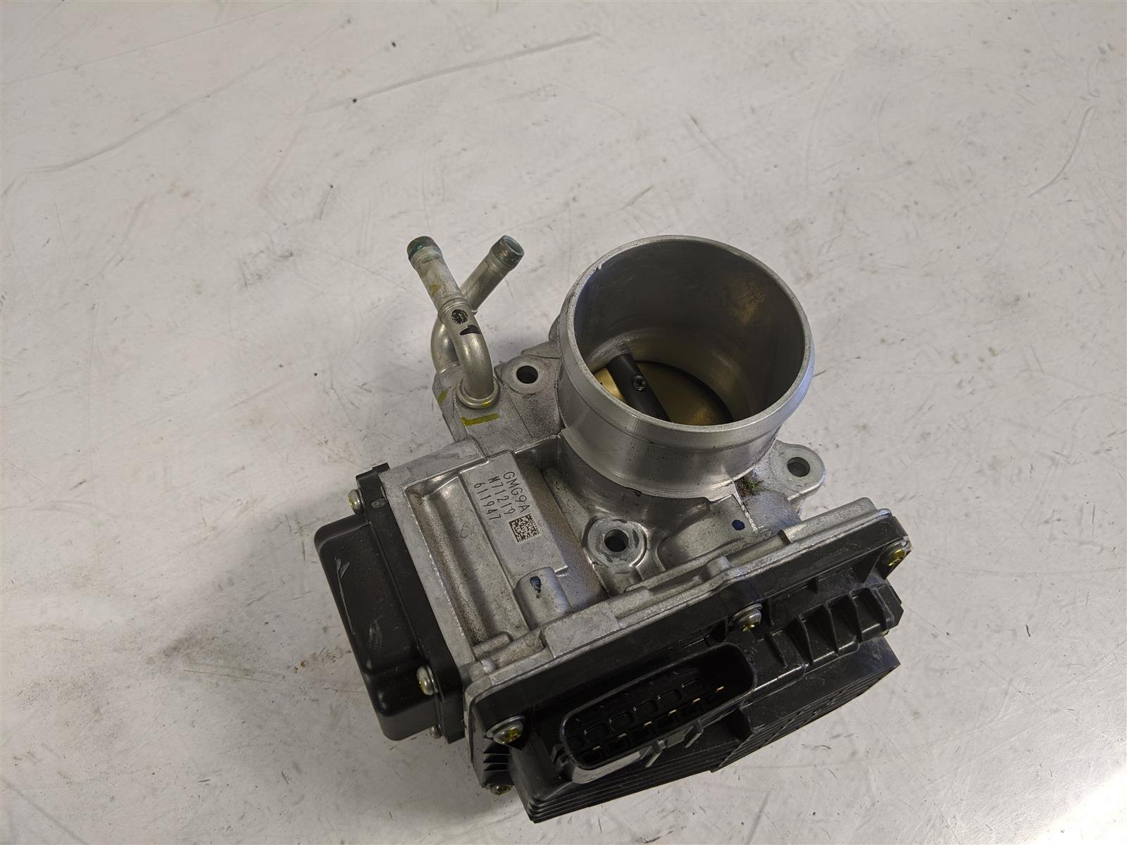 2018 Honda Accord 1.5l Throttle Body Replacement