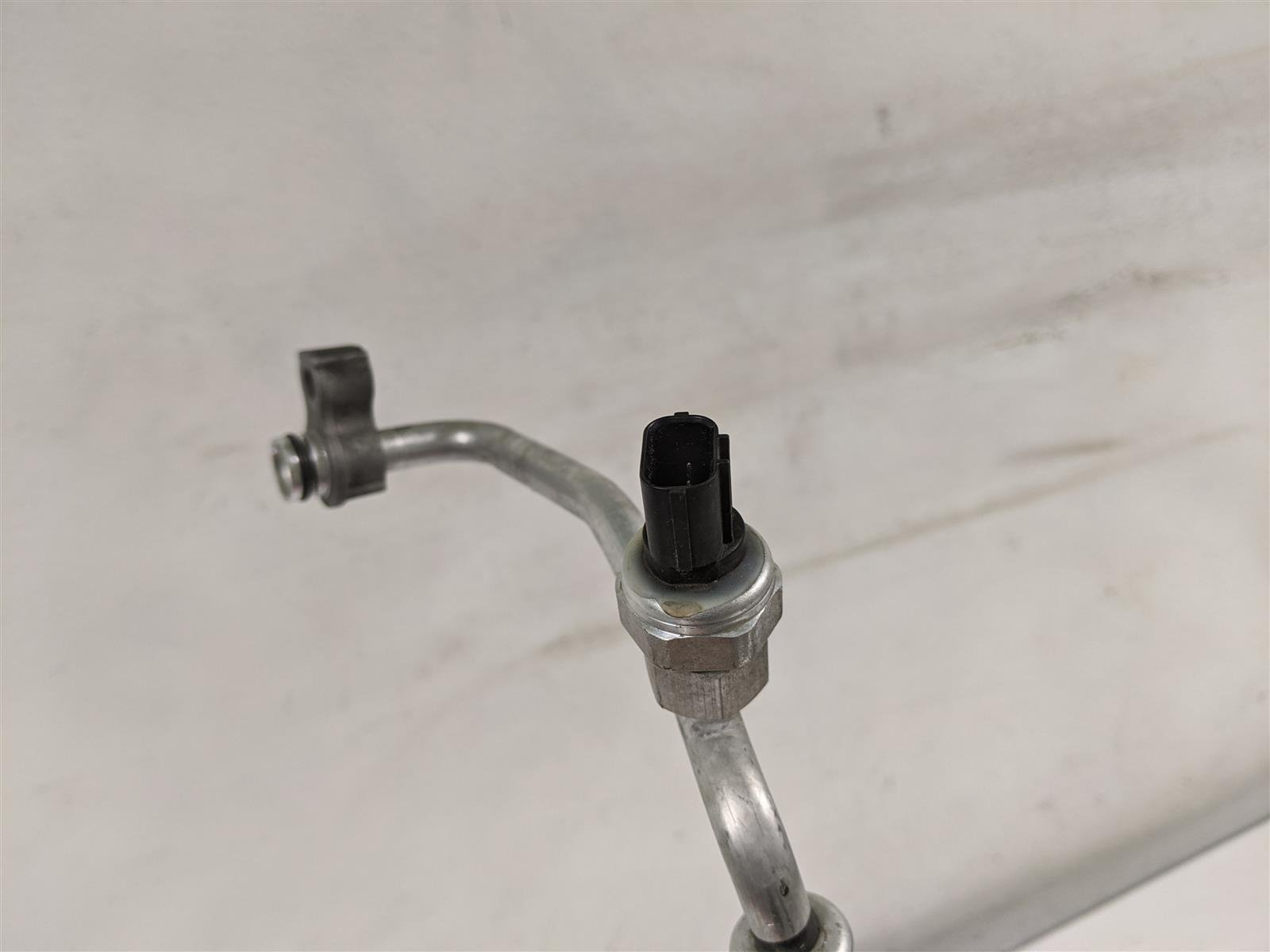 2018 Honda Accord Ac Discharge Hose Replacement