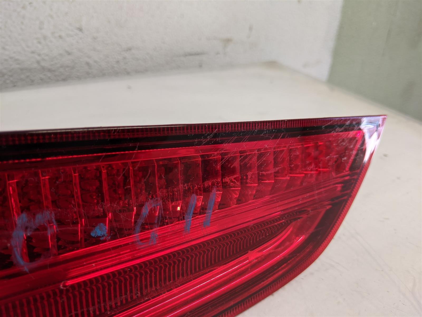 2017 Honda Pilot Passenger Tail Light Lamp, Liftgate Mounted Replacement