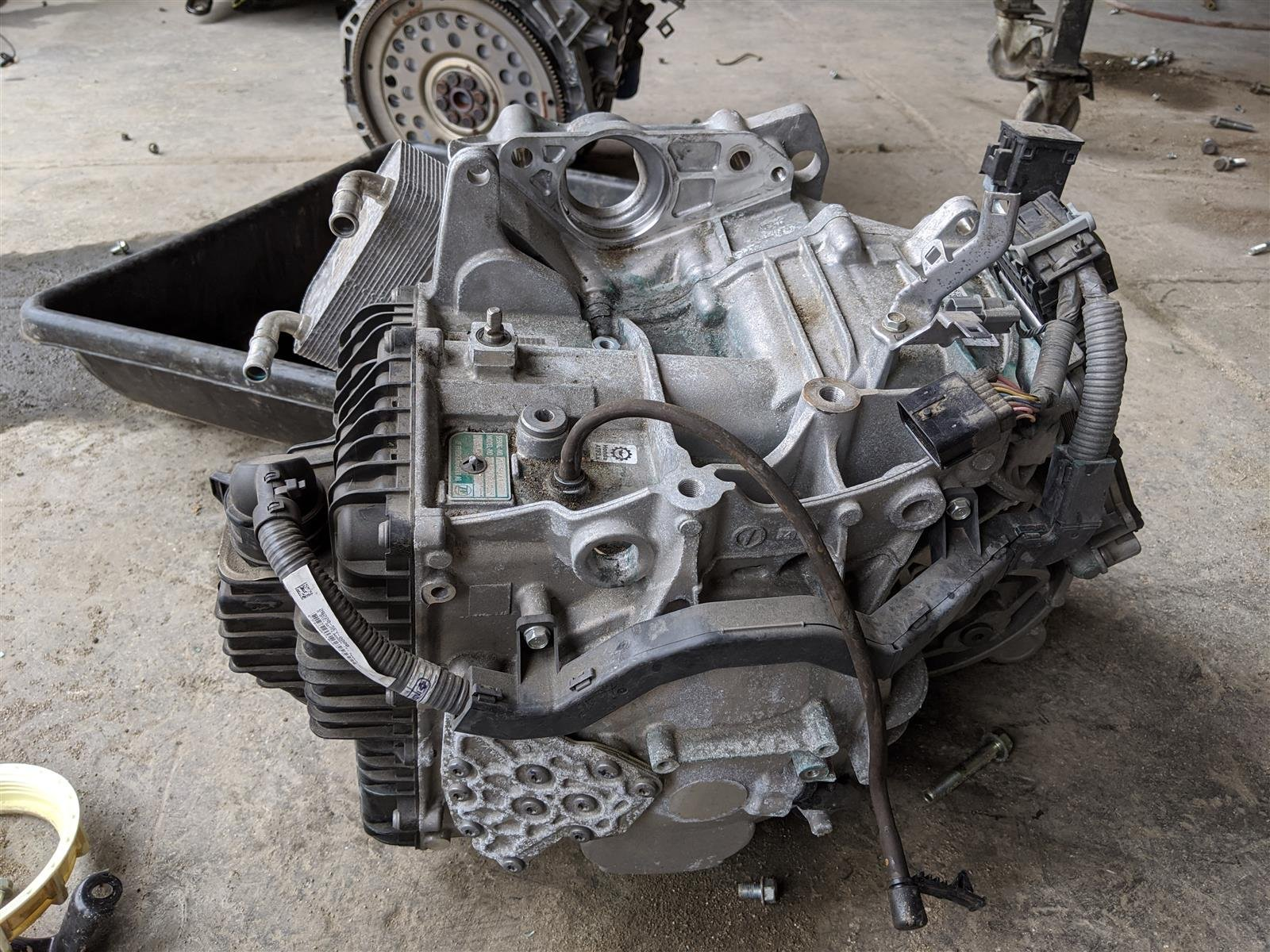 2017 Honda Pilot Awd 9 Speed Automatic Transmission Replacement