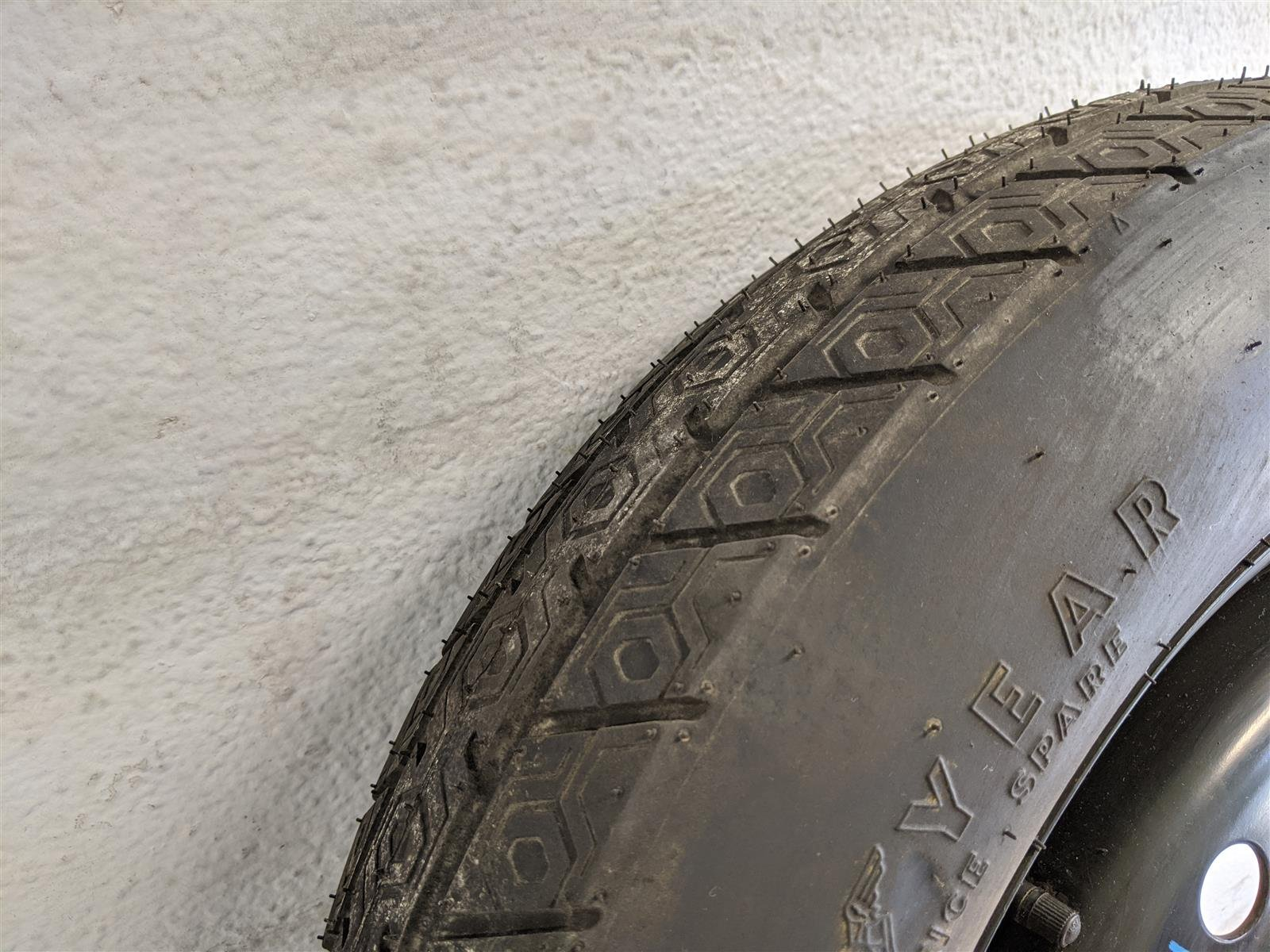2017 Honda Pilot 17 Inch Spare Rim And Tire Replacement